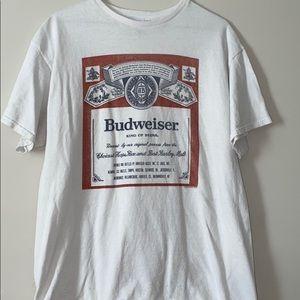 Vintage Budweiser Graphic Tee